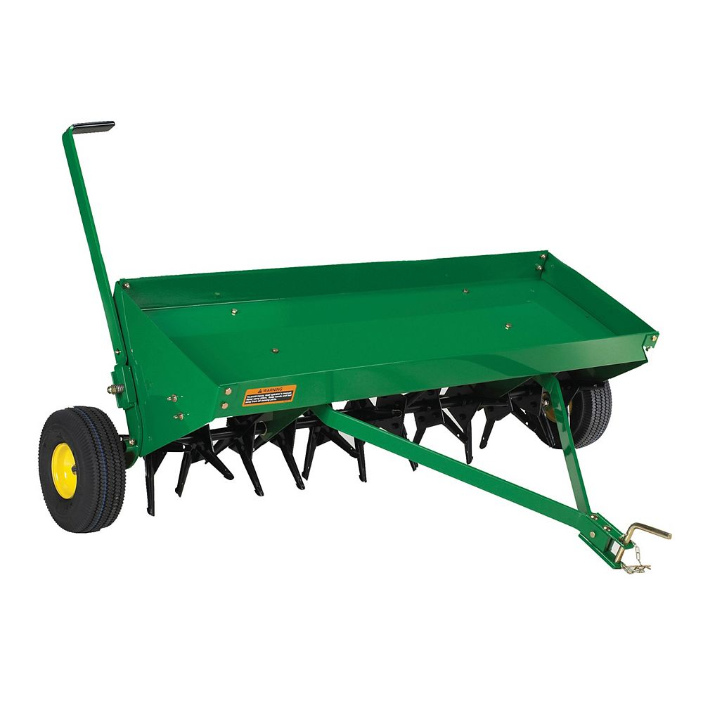 John Deere Plug Aerator for 48-inch Lawn Tractor