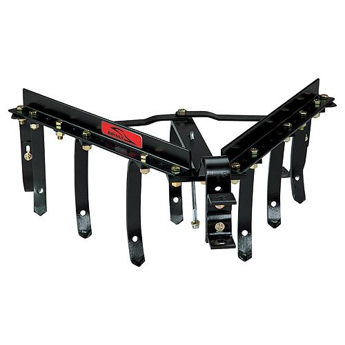 Brinly-Hardy 18-40 inches Sleeve Hitch Adjustable Tow-Behind Cultivator