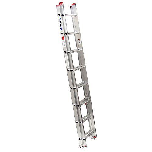 Aluminum Extension Ladder Grade 3 (200 lb. Load Capacity) - 16 Feet
