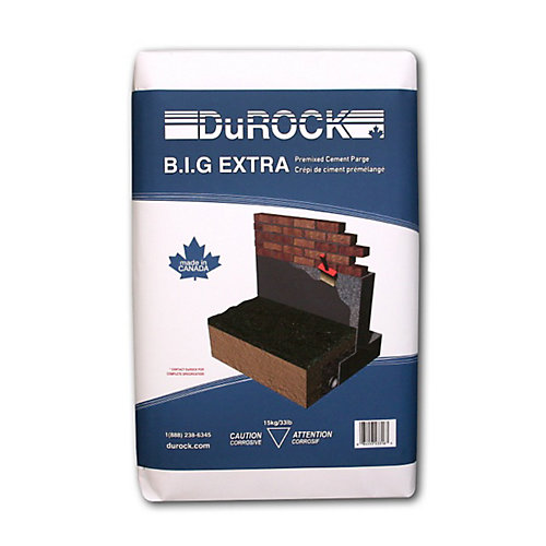 B.I.G Extra Premixed Cement Parge