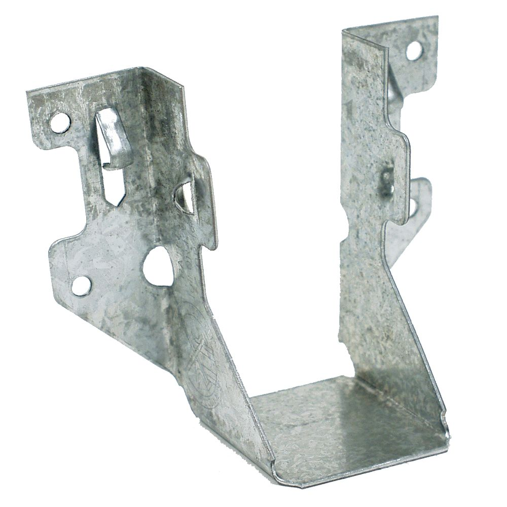 Simpson Strong-Tie LUS ZMAX Galvanized Face-Mount Joist Hanger for 2x4 (case of 100)