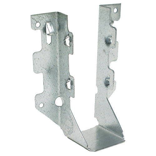 LUS ZMAX Galvanized Face-Mount Joist Hanger for 2x6 (100-Qty)