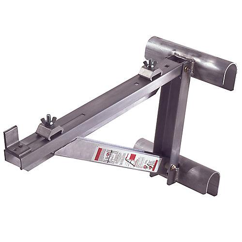 Supports déchafaudage sur échelle en aluminium (paire)