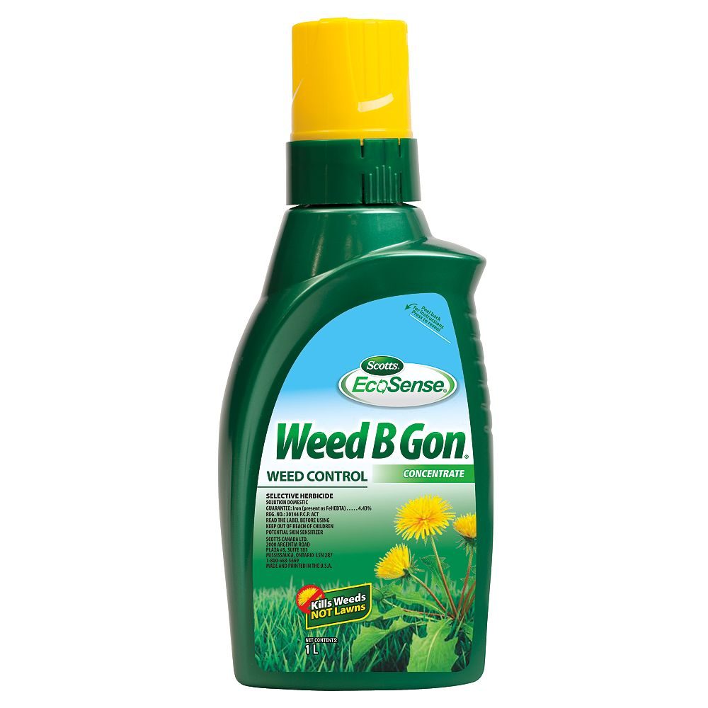 EcoSense Weed B Gon 1L Concentrate Weed Control