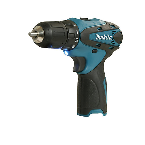 12V 3/8-inch Keyless Driver Drill (Tool Only)