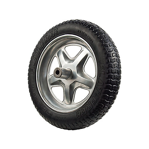 Sport Flat Free Replacement Wheelbarrow Tire