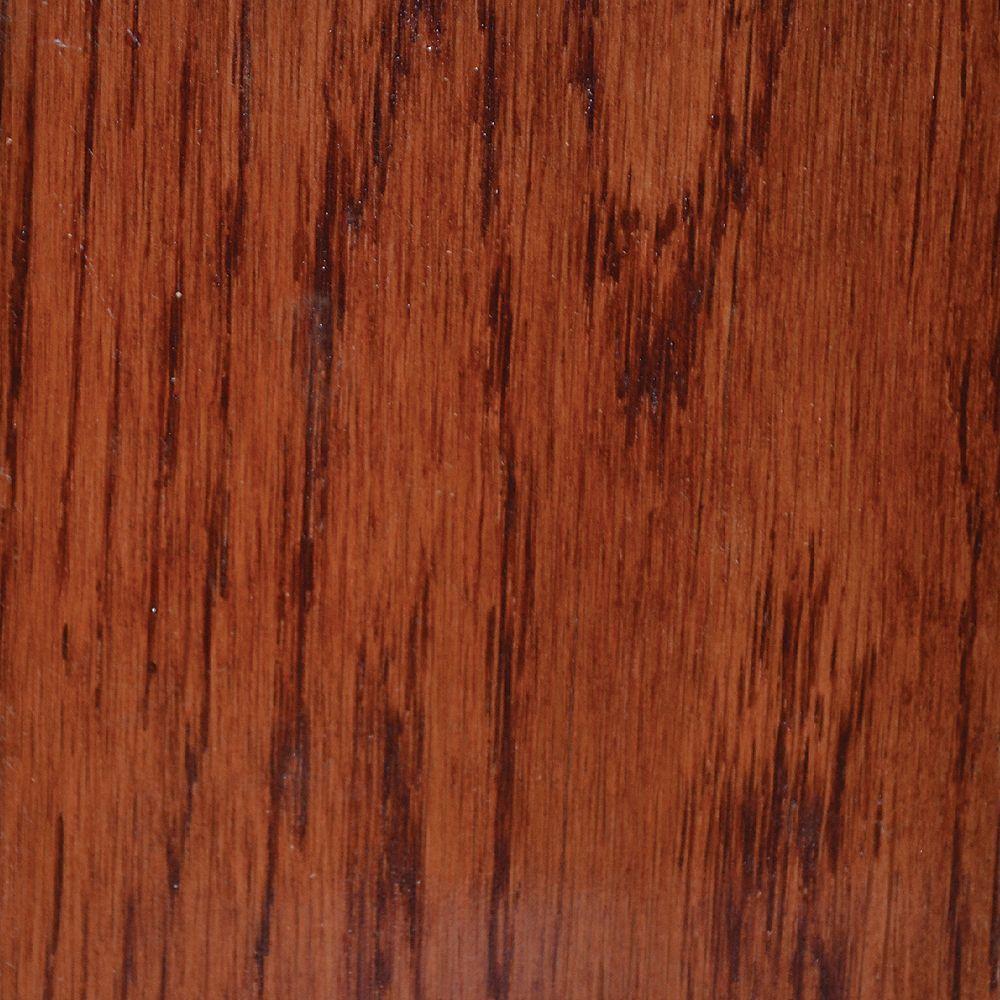 Bruce Oak Ginger Snap Hardwood Flooring (Sample)