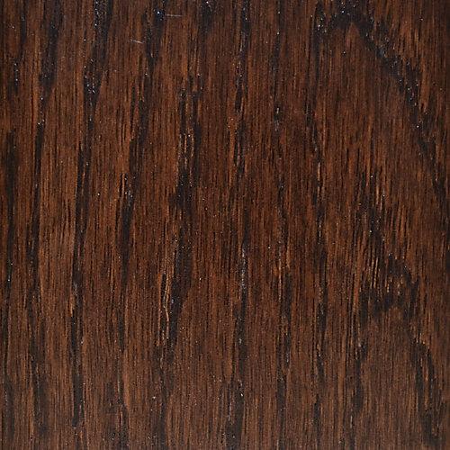 Oak Barista Brown Hardwood Flooring (Sample)