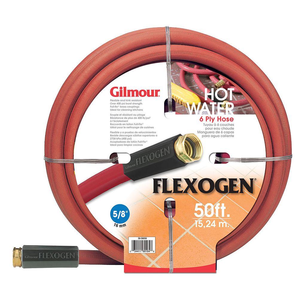 Gilmour 50' Hot Water Flexogen Hose