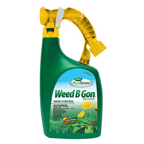 Herbicide prêt-à-pulvériser Weed B Gon, 1 L