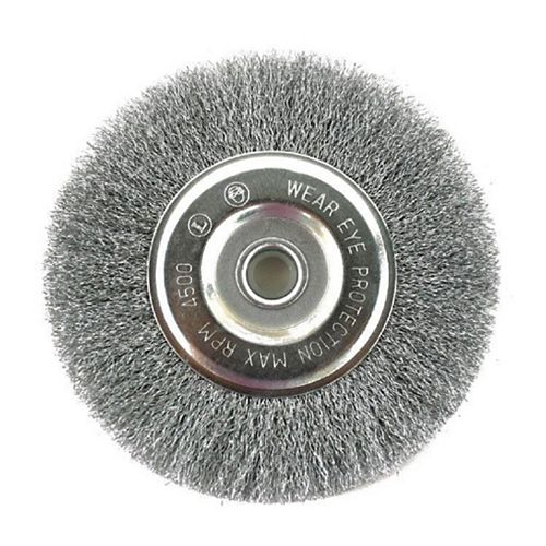 Crimped Wire Wheel 2 in.