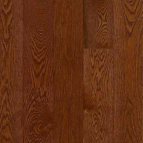AO Oak Deep Russet 5/16-inch Thick x 2 1/4-inch W Hardwood Flooring (40 sq. ft. / case)