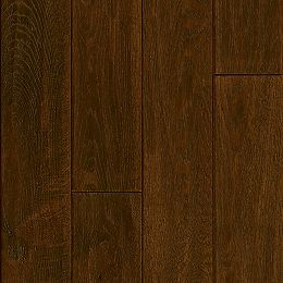 """5"""" X 3/4"""" Hickory Forrested Hill Handscraped Solid Wood Floor (23.5 sq. ft./case)"""