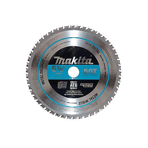 "5 3/8"" Circular Saw Blade 50CT Thin Metals & Mild Steel"