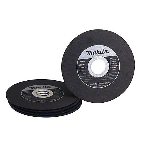 Abrasive Cut-Off Wheels (4 1/2 inches x 1/16-inch x 7/8 inch)