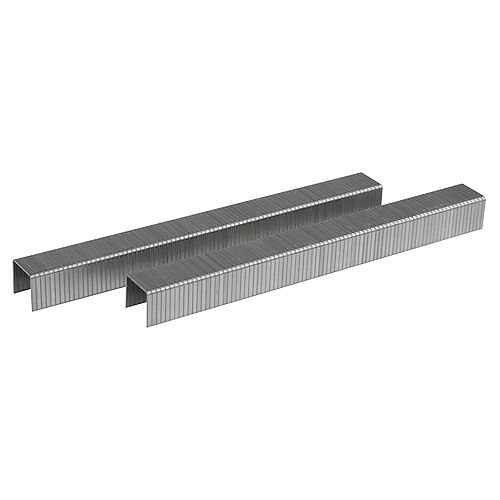 "3/8"" (10 mm) x 3/8"" Galvanized Staples (5040/box)"