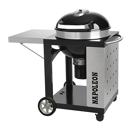Charcoal Kettle Cart BBQ