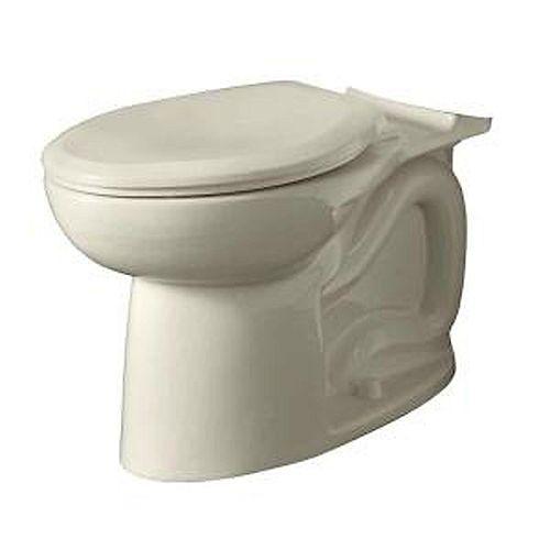 American Standard Cadets 3 : cuvette allongée pour les toilettes, uniquement pour le linge