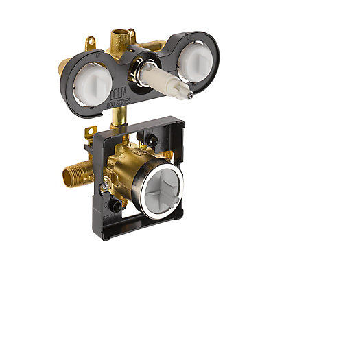 Jetted Shower XO System Rough-In Valve