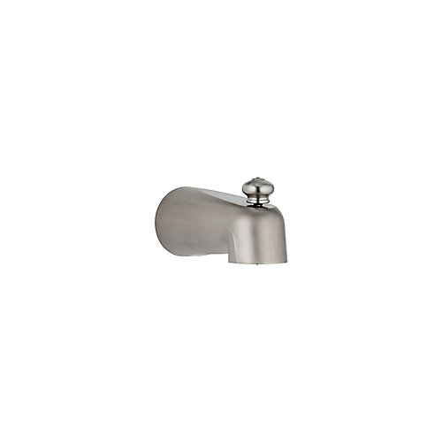 Leland Tub Spout in Stainless-Steel
