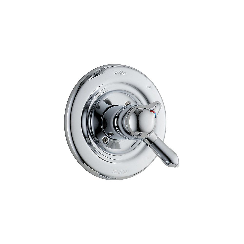 Delta Seulement la garniture pour robinet mitigeur de baignoire et de douche Arzo en chrome