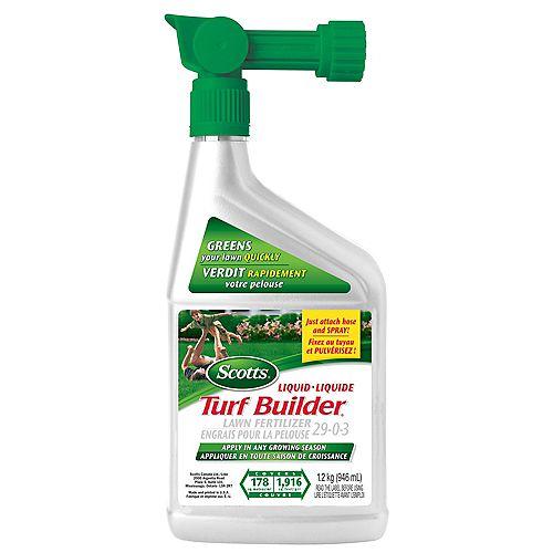 Turf Builder Liquid Lawn Fertilizer - 946 ml