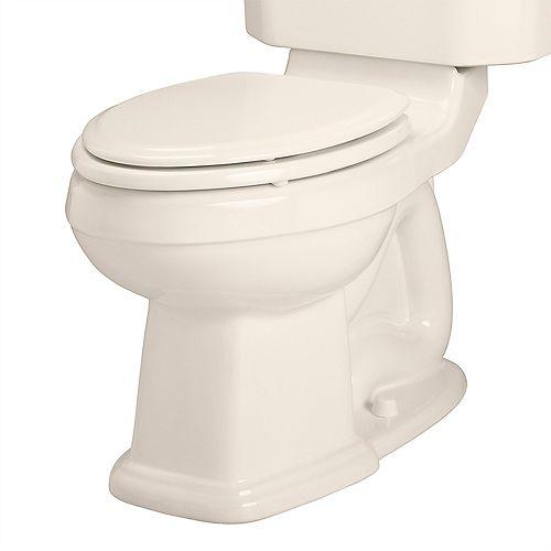 American Standard Portsmouth Champion toilettes rondes allongées uniquement en lin