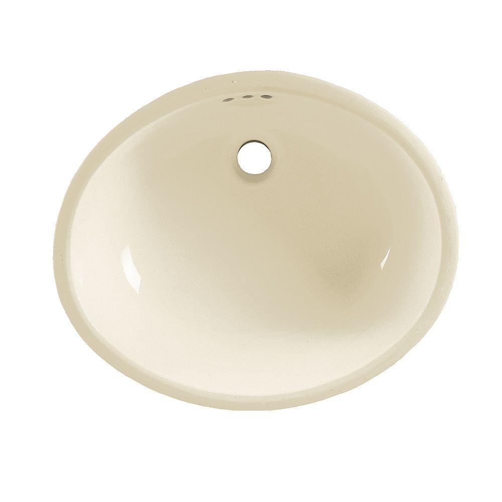 American Standard Salle de bain Ovalyn avec lavabo en lin