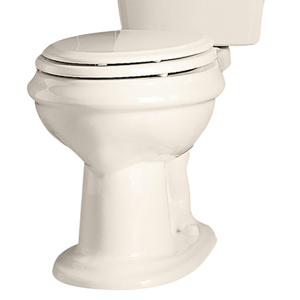 American Standard Collection standard cuvette allongée cuvette de toilette uniquement en lin