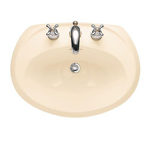 American Standard Ellisse Oval Petite salle de bain en os