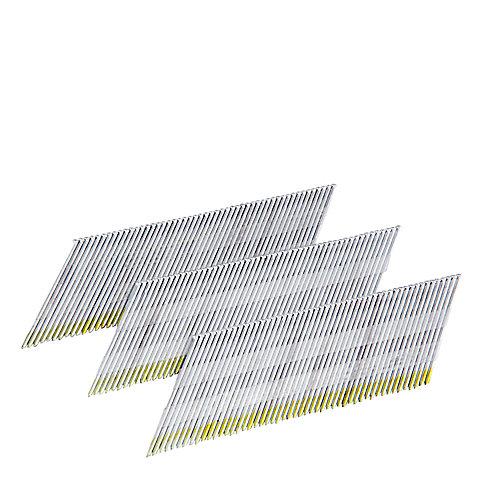15G.Angle Finish Nail 2 Inch 1K Blister Pack