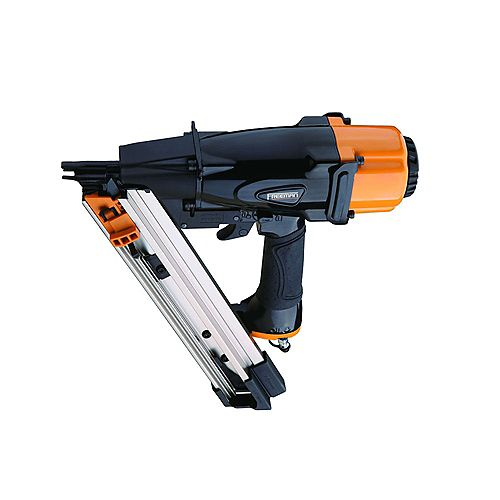 34 Degree 1 1/2 Inch and 2 1/2 Inch Metal Connector Nailer