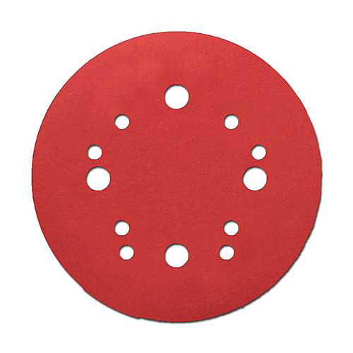 5 in. Premium Sanding Disc (220 Grit) (50-Pack)