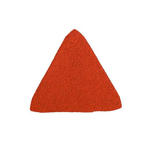 Triangle abrasif 2-7/8x2-7/8 Grains 60