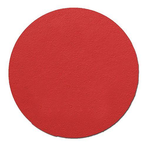 5-inch Fine Finish 180 Grit PSA Random Orbital Sand Paper (ROS) Disc for Wood/Metal/Plastic Sanding (5 Pack)