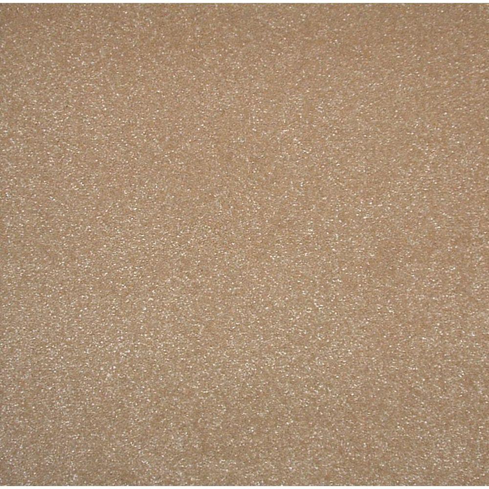 Cam Living Dalle de moquette Vision (10) taupe de 19,69 x 19,69 po (26.9 Pi. Carre par caisse)