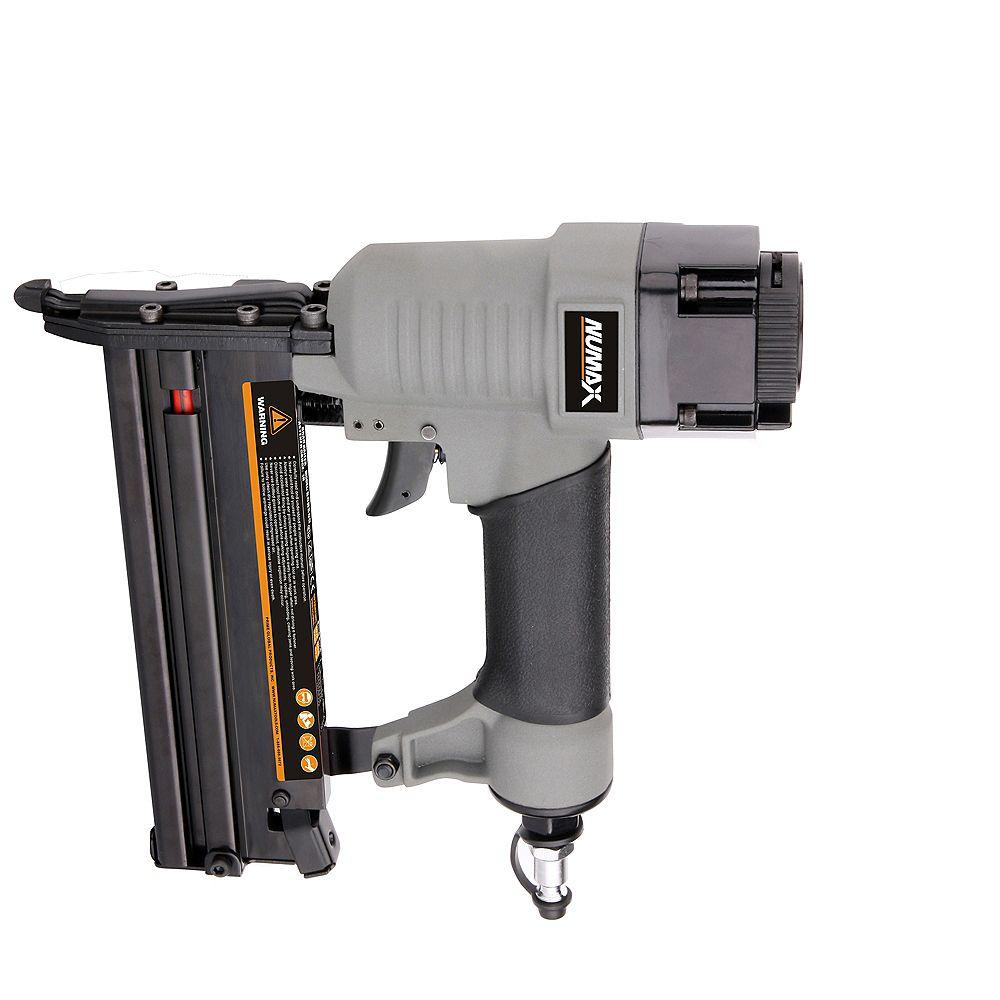 NuMax Cloueuse de finition 2 en 1 2po calibre 18