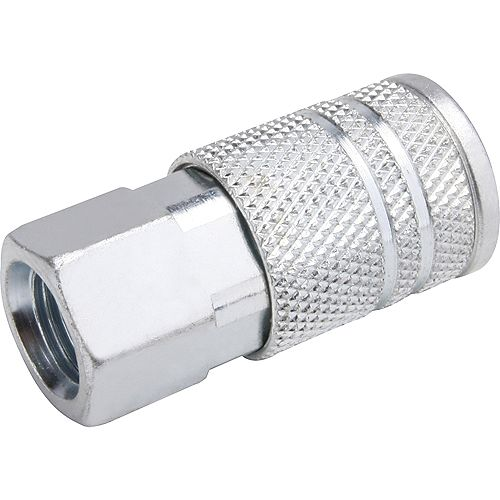 4 Ball 1/4 Inch x 1/4 Inch Female to Female Industrial Coupler