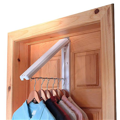 InstaHANGER Insta Hanger 12-inch With Over Door Bracket
