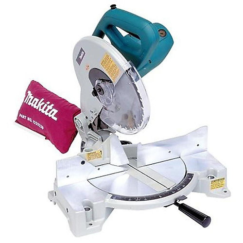 10-inch Compound Mitre Saw