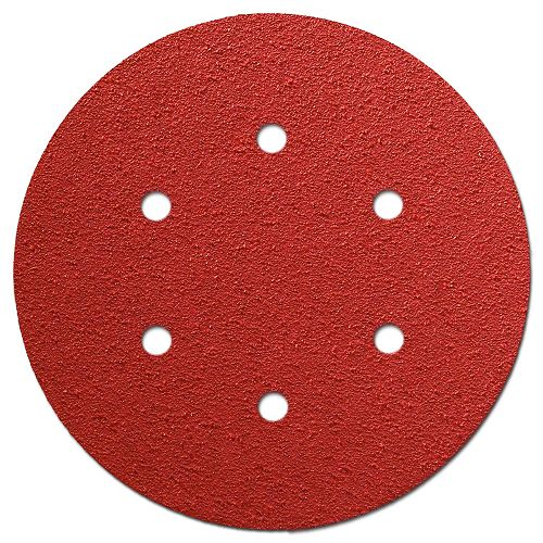 6-inch Premium Sanding Discs (60 Grit)