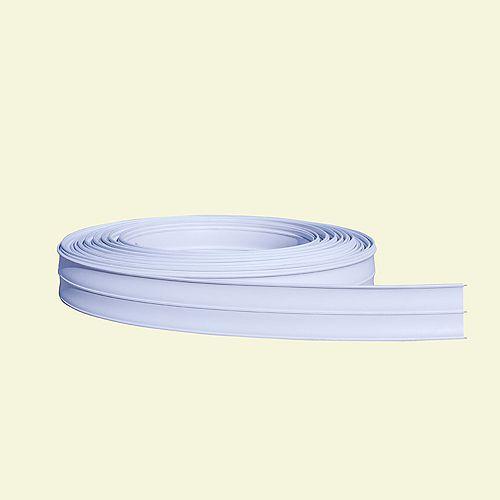 Ruban blanc de clôture pour chevaux5 pouces x 330 pieds