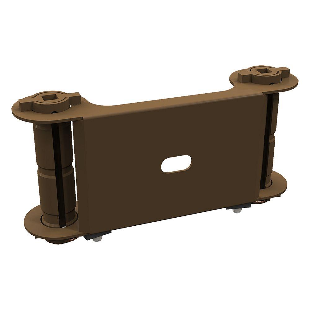 Cenflex Brown Double Barrel Tensioner