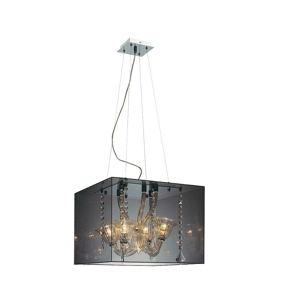 Eurofase Luminaire Suspendue à 5 Lumières, Collection Muse