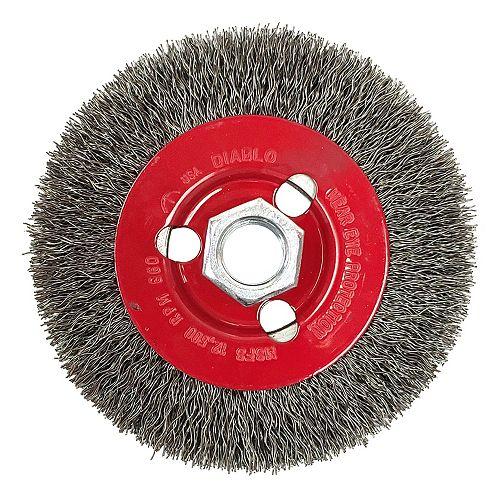 Crimped Wire Brush