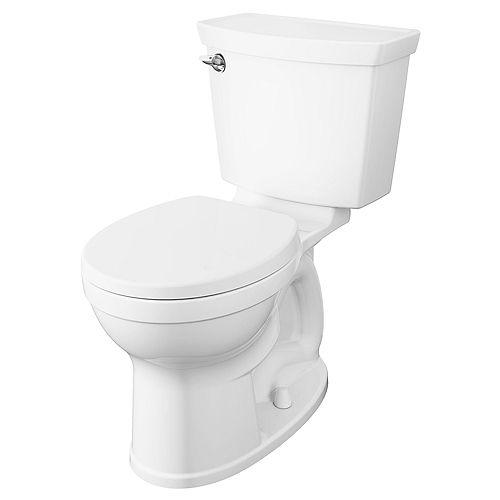 Champion 1.28 GPF Single Flush 4 Max HET Toilette complète en blanc