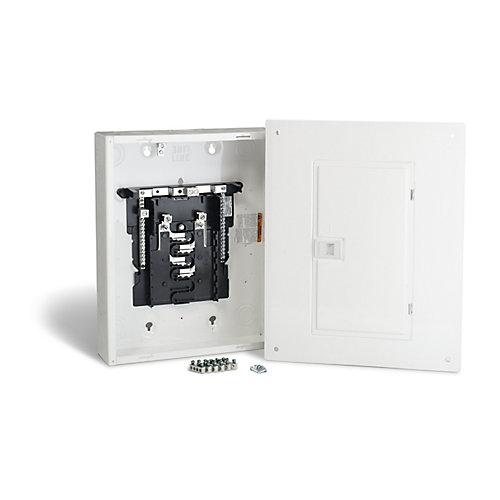 125 Amp Sub Panel Loadcentre with 8 Spaces, 16 Circuits Maximum