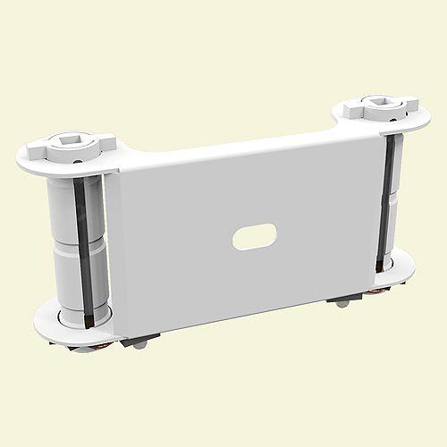 Cenflex Tendeur double de tonneau blanc