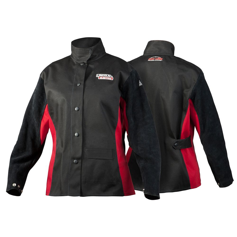 Lincoln Electric Jessi Combs Women'S Shadow Fr Welding Jacket L