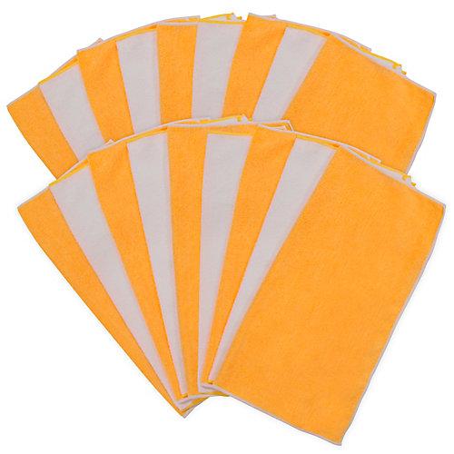 Large Microfiber Towels (18-Pack)